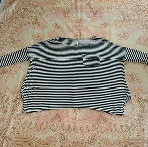 NWOT Oversized Shirt